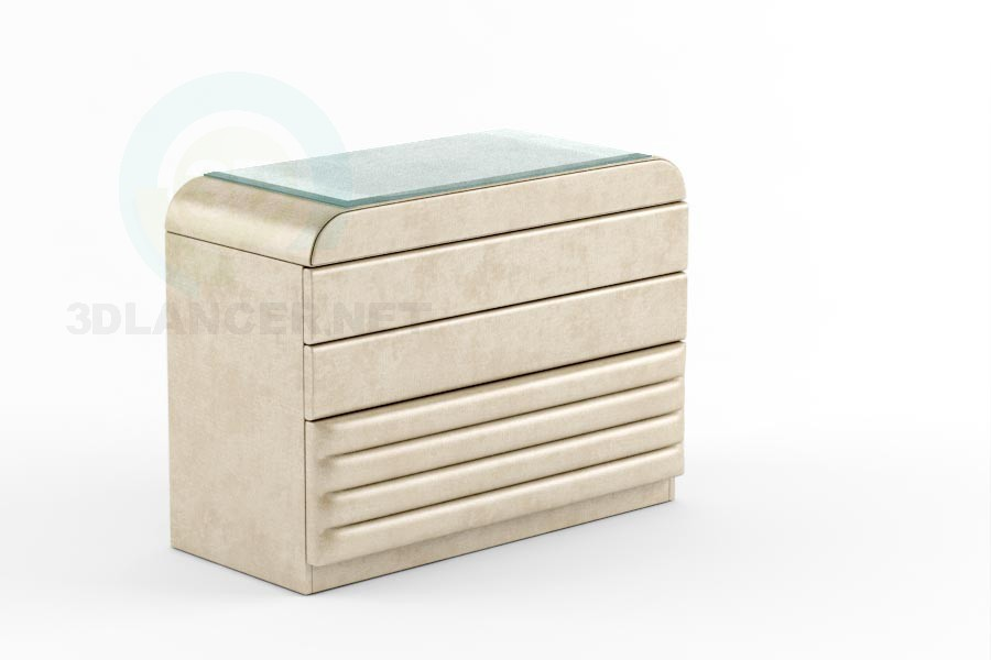 3d modeling Chest Of Arizona model free download