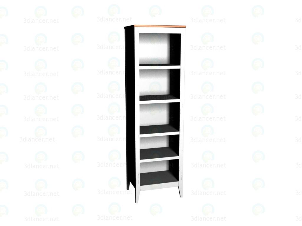 3d model Narrow rack VOX - preview