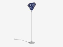 Lampadaire (Blue drk light)