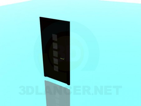3d model Interior door - preview