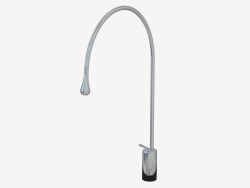 Single lever mixer (33606)