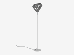 Floor lamp (Gray light)