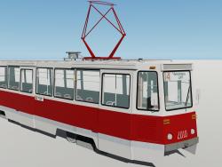 Tranvía KTM-5M3