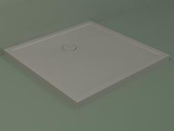 Shower tray Medio (30UM0148, Clay C37, 100x100 cm)