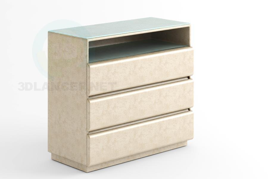 3d model Sevilla-TV Cabinet - preview