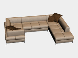 Modular sofa May Day