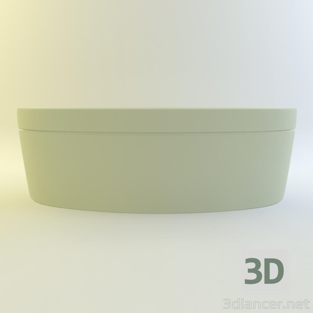 3d Bath model buy - render
