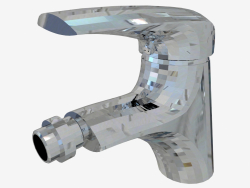 Mixer for bidet Jaguar Line (BDX 031M)