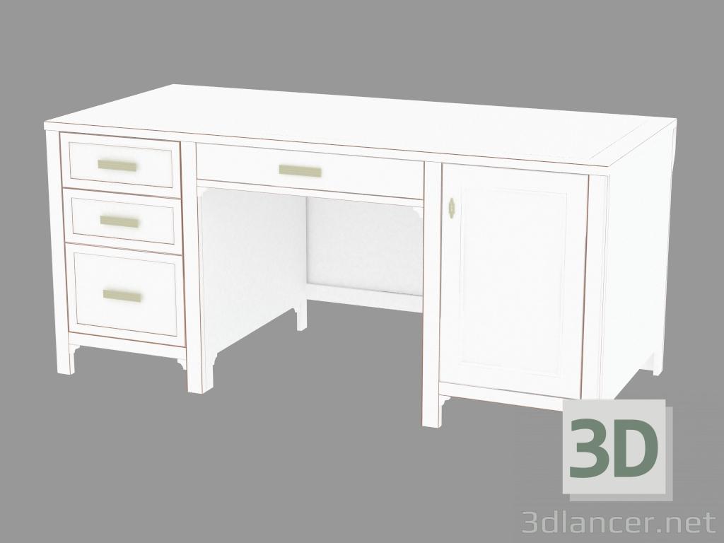 3d model Writing desk LG215 - preview