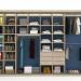 3d Wardrobe model buy - render