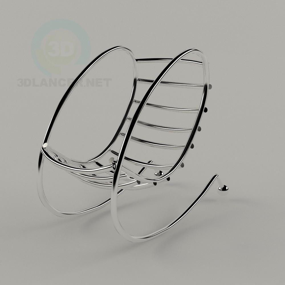 descarga gratuita de 3D modelado modelo Soporte para teléfono móvil