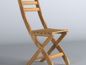 Chaise de jardin ASKHOLMEN IKEA