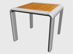 Столик приставной Teak Top Side Table 51745