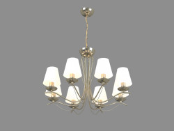 Chandelier A9521LM-8AB