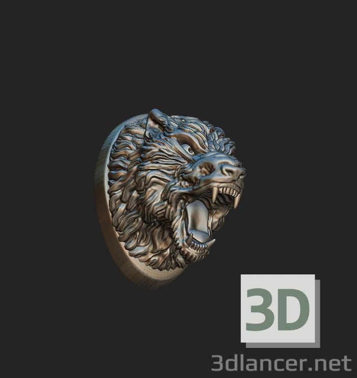 3d Wolf model buy - render