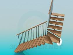 कोने सीढ़ियों