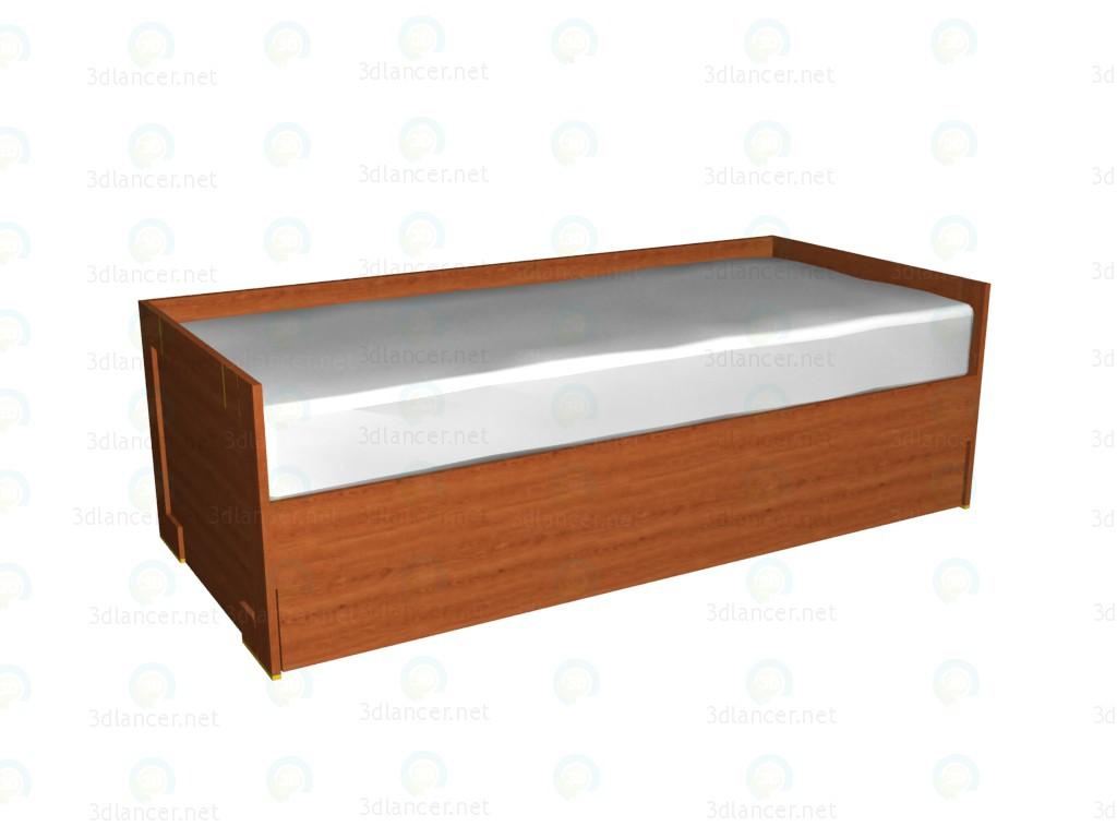 3d model Sofa bed - preview