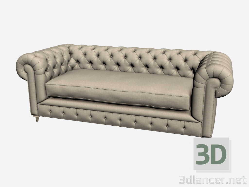 3d Model Sofa Old Chester 101 005 M F01 Gramercy Home Max 2012
