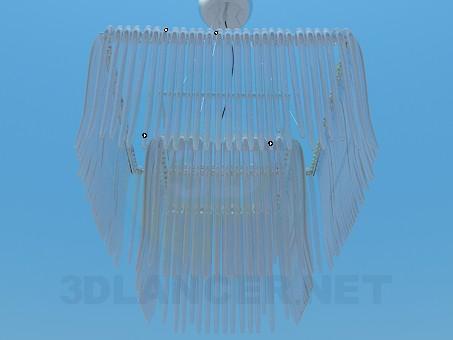 descarga gratuita de 3D modelado modelo Araña de luces