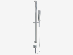 Shower stand with holder for watering can (36142)