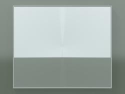 Mirror Rettangolo (8ATCL0001, Glacier White C01, Н 60, L 72 cm)