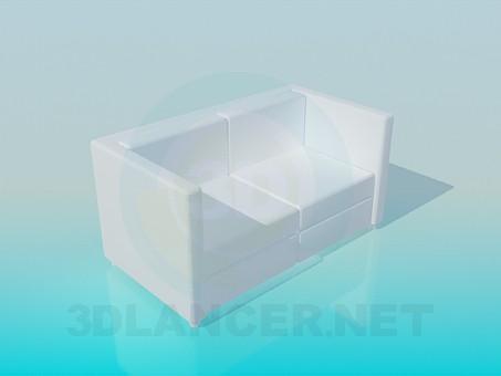 3 डी मॉडलिंग सोफा मॉडल नि: शुल्क डाउनलोड
