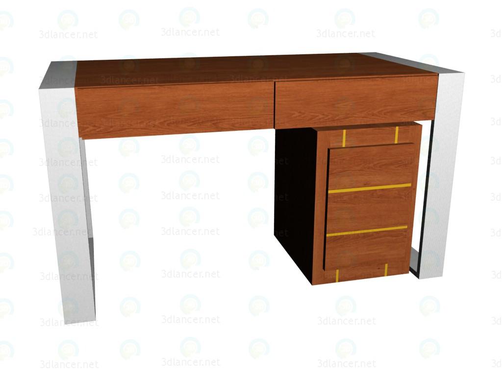 3d модель Стол письменный 140 VOX – превью