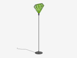 Floor Lamp (Green Dark)