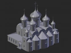 Suzdal. Monastery of Saint Euthymius. Transfiguration Cathedral