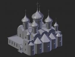 Suzdal. Monasterio del Salvador-Eutimio. Catedral de la Transfiguración