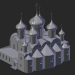 3d model Suzdal. Monastery of Saint Euthymius. Transfiguration Cathedral - preview