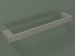 Porte-serviettes (90U01002, Clay C37, L 45 cm)