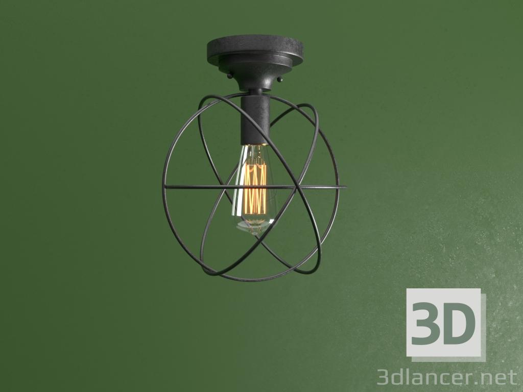 3d model Loft Ceiling Light - preview