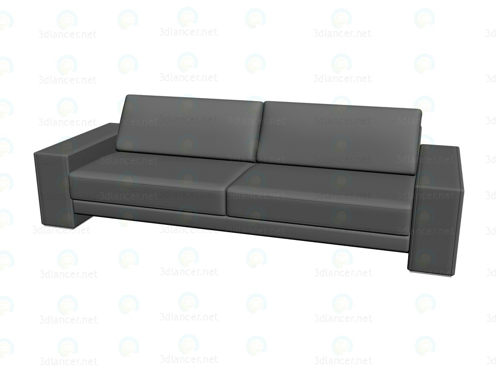 3d model Ego de sofá (201-G-SOBEN SB210) - vista previa