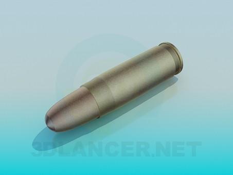 3d model Cartridge - preview