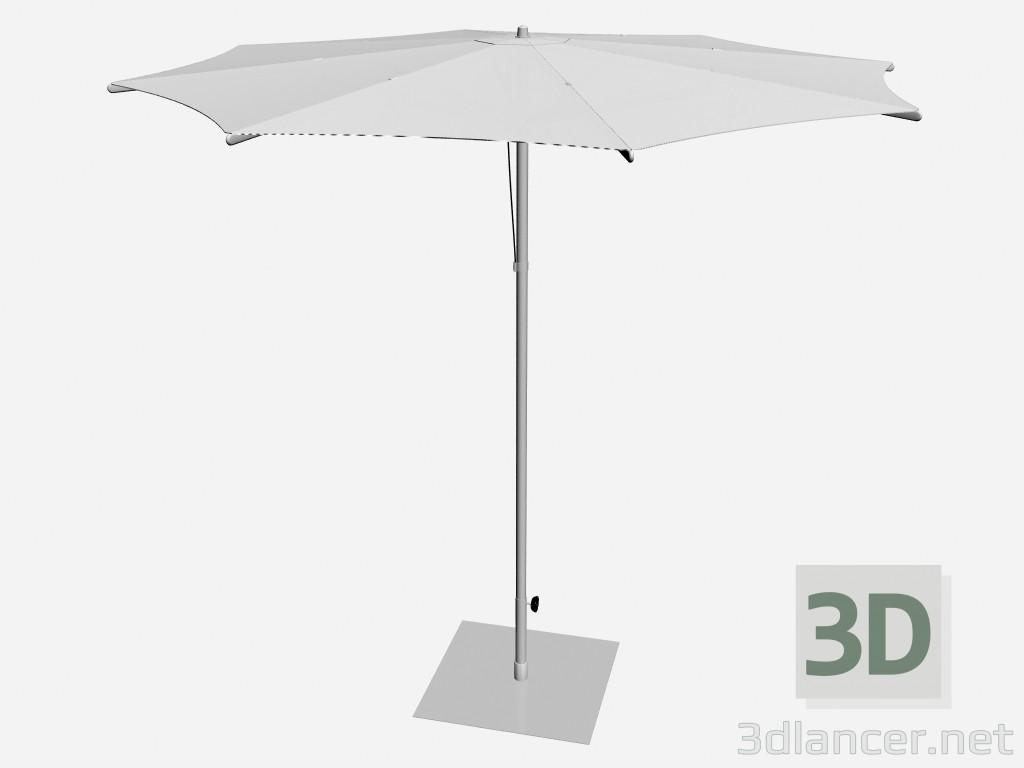 3d model Umbrella, Aluminium Sunshade 270 1627 1697 - preview
