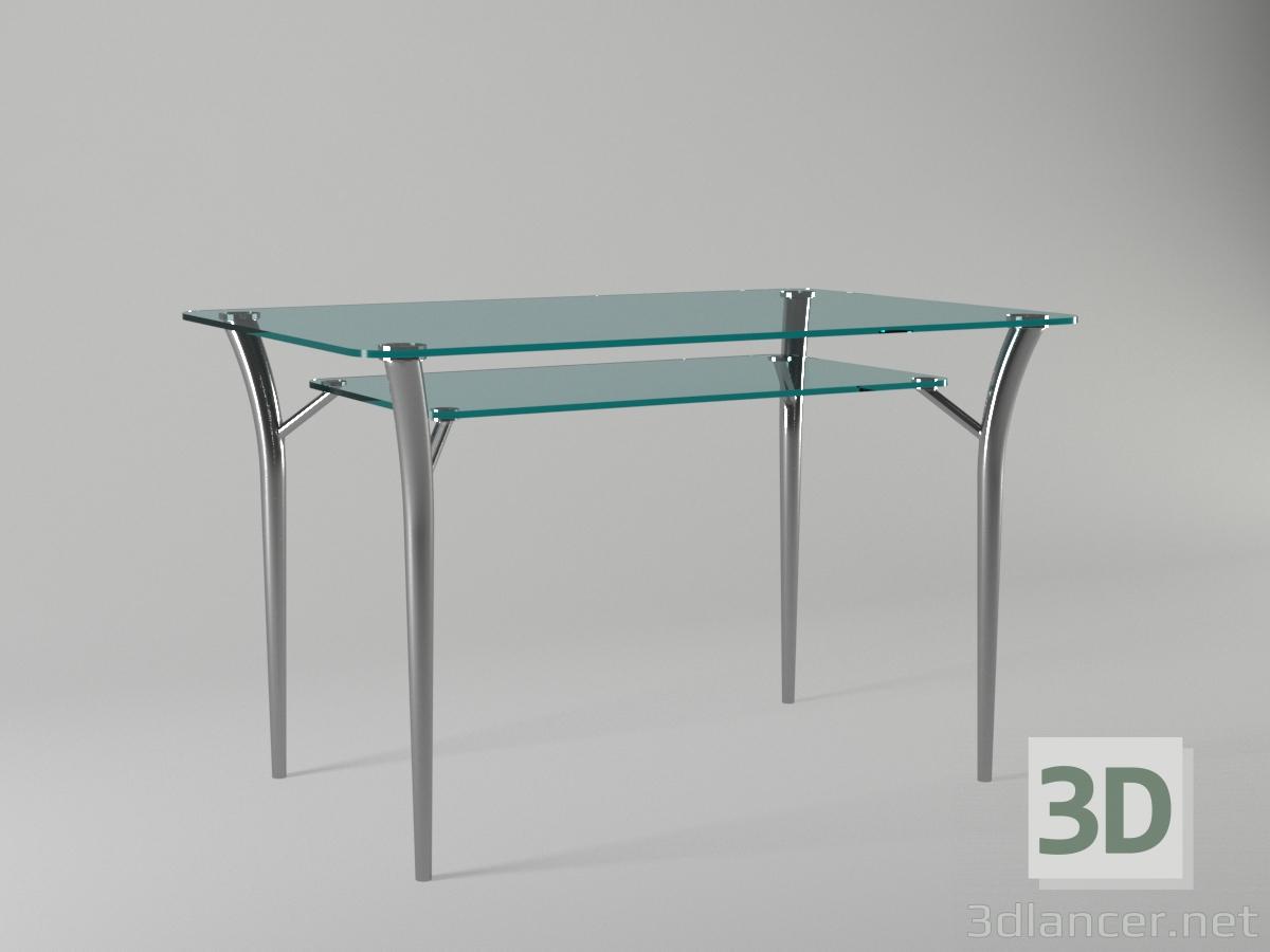 3 डी मॉडल रसोई घर की मेज - पूर्वावलोकन