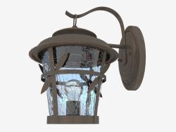 Street wall lamp Aletti (4052 1W)