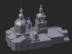 Diveevo. Cathédrale de Kazan