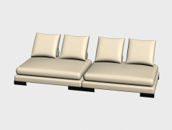 Sofa modular Site (II-version)