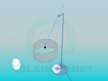 modelo 3D Lámpara - escuchar
