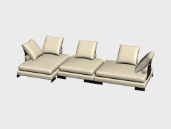 Sofa modular Site (III-version)