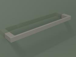 Porte-serviettes (90U01003, Clay C37, L 60 cm)