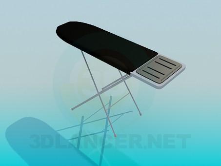3d modell b geleisen brett id 9541. Black Bedroom Furniture Sets. Home Design Ideas