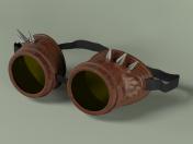 Goggles glasses