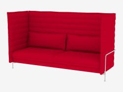 Sofá moderno Alcove Highback