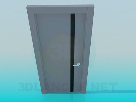 3d modeling Internal doors model free download
