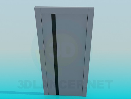 3d model Internal doors - preview