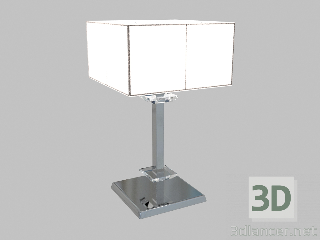 3d model Table lamp (3201T) - preview