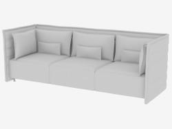 Sofa modern Alcove Plume